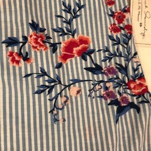 French Laundry Tops - Floral blouse